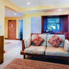 Tanoa International Hotel 4* Люкс повышенной комфортности с различными типами кроватей