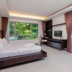 Апартаменты The Regent Phuket Serviced Apartment Kamala Beach комната для гостей фото 9