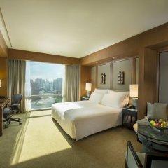 Отель Conrad Bangkok Таиланд, Бангкок - отзывы, цены и фото номеров - забронировать отель Conrad Bangkok онлайн комната для гостей фото 6