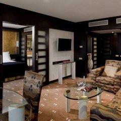 Отель Meliá Barcelona Sarrià 5* Люкс с различными типами кроватей фото 2