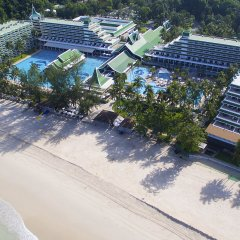 Отель Le Meridien Phuket Beach Resort фото 4