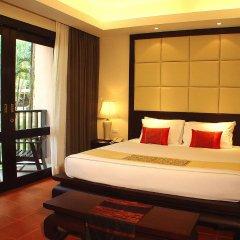 Отель Duangjitt Resort, Phuket 5* Полулюкс с различными типами кроватей фото 2
