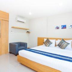 Отель Double D Boutique Residence 3* Номер Делюкс с различными типами кроватей
