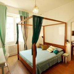 Апартаменты Colorful and Lively Vatican Apartment Апартаменты с различными типами кроватей