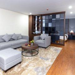 Muong Thanh Sapa Hotel 3* Представительский люкс с различными типами кроватей