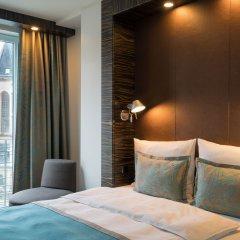 Отель Motel One Leipzig - Nikolaikirche 3* Стандартный номер с различными типами кроватей