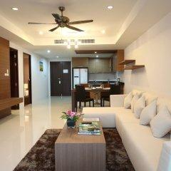 Отель Bangtao Tropical Residence Resort & Spa 4* Люкс с различными типами кроватей фото 2