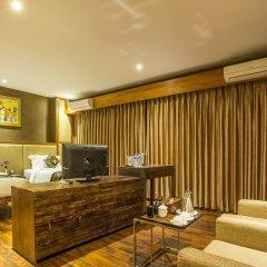 Bagan Landmark Hotel 4* Номер Делюкс с различными типами кроватей