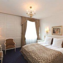 Отель Phoenix Copenhagen 4* Улучшенный номер с различными типами кроватей