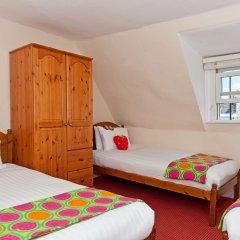Отель Strawberry Fields 3* Стандартный номер с различными типами кроватей (общая ванная комната)