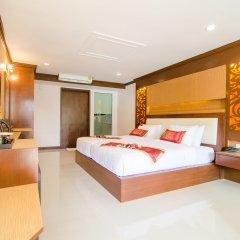 Отель Chivatara Resort & Spa Bang Tao Beach 4* Номер Делюкс с различными типами кроватей фото 3