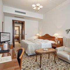 Отель Romance Puškin 4* Стандартный номер с двуспальной кроватью