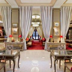 Отель Hôtel California Champs Elysées вестибюль