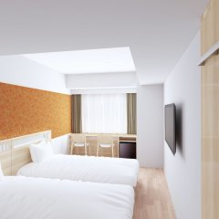 karaksa hotel Tokyo Station 3* Стандартный номер с различными типами кроватей