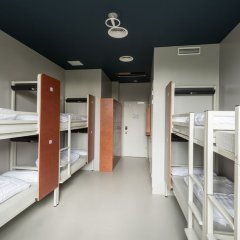 ClinkNOORD - Hostel Амстердам комната для гостей фото 18