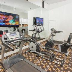 Bentley Hotel фитнесс-зал