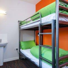 Отель YHA South Downs Стандартный номер с различными типами кроватей