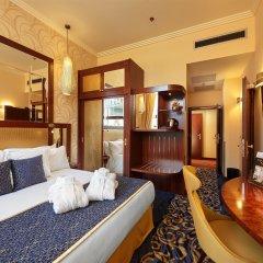 Отель Occidental Praha Wilson 5* Улучшенный номер с различными типами кроватей