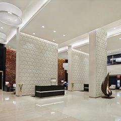 Отель Hyatt Place Dubai/Al Rigga Дубай интерьер отеля