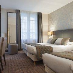 Отель Timhotel Montmartre Париж комната для гостей фото 11