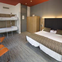 Отель Petit Palace Plaza del Carmen 4* Стандартный номер с различными типами кроватей