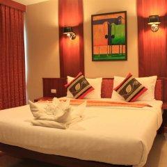 Отель Patong Hemingways 3* Стандартный номер разные типы кроватей фото 2