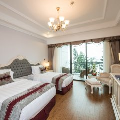Отель Vinpearl Resort & Spa Ha Long 5* Номер Делюкс с различными типами кроватей