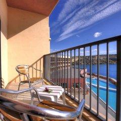 Paradise Bay Hotel балкон