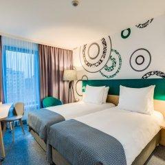 Отель Holiday Inn Warsaw City Centre 4* Стандартный номер с 2 отдельными кроватями