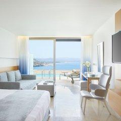 Lindos Blu Luxury Hotel & Suites - Adults Only 5* Полулюкс с различными типами кроватей