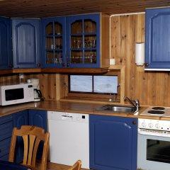 Отель Kvitfjell Alpinhytter 3* Бунгало с различными типами кроватей
