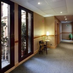 Отель Rialto коридор