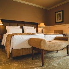 Отель Esplanade Prague 5* Стандартный номер с двуспальной кроватью