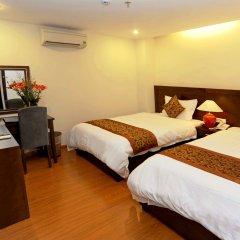 Hanoi Golden Hotel 3* Улучшенный номер с 2 отдельными кроватями