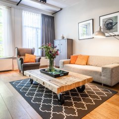 Апартаменты Prince Canalhouse Apartment Suites Апартаменты с различными типами кроватей