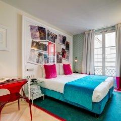Отель Hôtel Le 123 Sébastopol - Astotel 4* Улучшенный номер с 2 отдельными кроватями