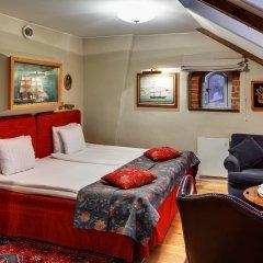 Victory Hotel 4* Номер Captain's deluxe с двуспальной кроватью