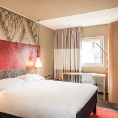 Отель ibis Le Bourget 3* Стандартный номер с различными типами кроватей