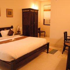 Отель WelcomHeritage Sirsi Haveli 3* Люкс с различными типами кроватей