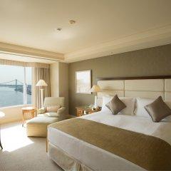 Отель Intercontinental Tokyo Bay Токио комната для гостей