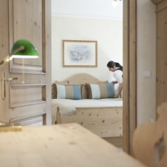 Отель Das Central – Alpine . Luxury . Life 5* Люкс повышенной комфортности с различными типами кроватей