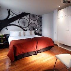 Отель Eurostars BCN Design 5* Стандартный номер с различными типами кроватей фото 4