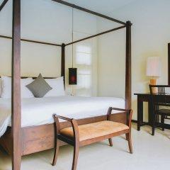 Отель Two Villas Holiday Oriental Style Layan Beach комната для гостей фото 6