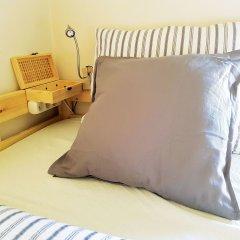 Отель Pantanal Hostels Кровать в общем номере с двухъярусной кроватью