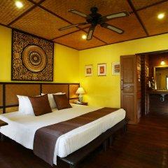 Отель Baan Krating Phuket Resort 3* Номер Делюкс с различными типами кроватей фото 4