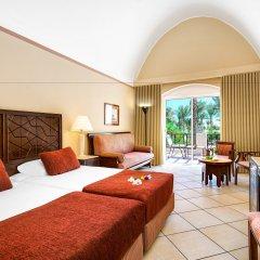 Отель Iberotel Makadi Beach 5* Улучшенный номер с различными типами кроватей