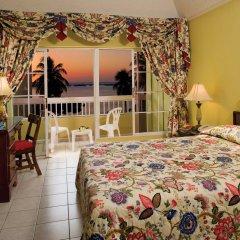 Отель Rooms on the Beach Ocho Rios 2* Стандартный номер с различными типами кроватей
