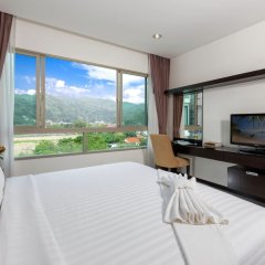 Апартаменты The Regent Phuket Serviced Apartment Kamala Beach комната для гостей фото 4