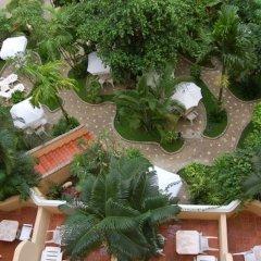 Отель Pacific Club Resort двор фото 2