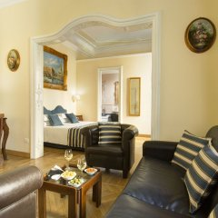 Welcome Piram Hotel 4* Стандартный номер с различными типами кроватей фото 16